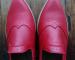 Zapatos rojos - mujer