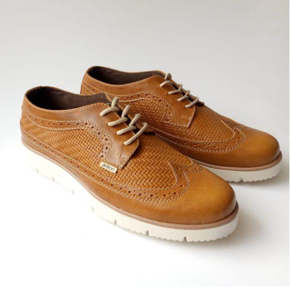 Zapatos en cuero para mujer